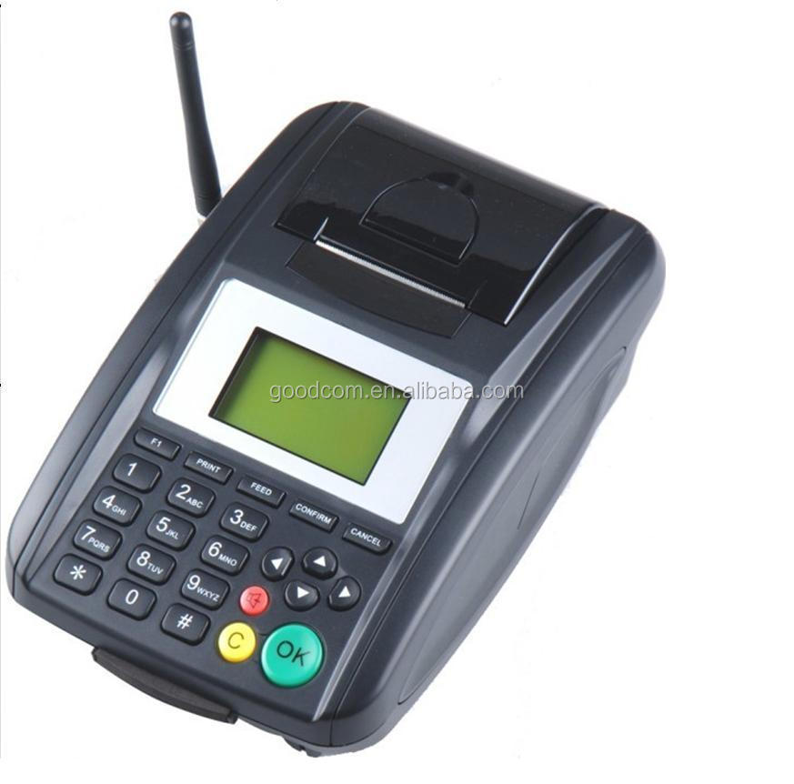 Goodcom GPRS/GSM SMS Remote Order Printer USSD/STK Mobile Recharge Printer