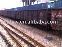 Rail transportation from Shenzhen,Shanghai,Ningbo,China to Almaty,Kazakhstan