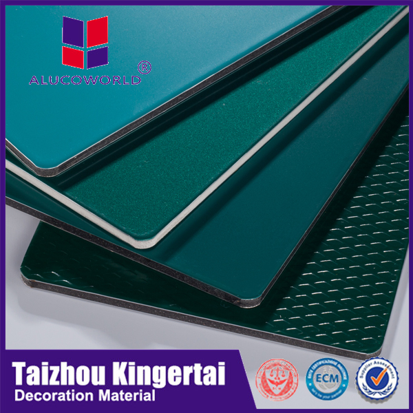 Alucoworld Top quality honeycomb panel 3mm aluminum construction material
