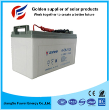 High charing efficiency maintenance free sealed deep cycle 12V 120Ah sealed lead acid battery