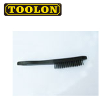 Super Quality Cheap Curved Handle Platic Wire Brushes