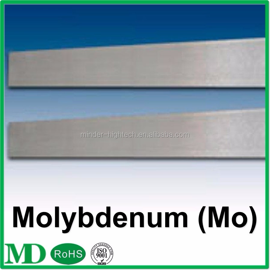 Vacuum induction melting (VIM) Molybdenum Sputtering Sheet for Manufacturing LCD