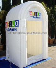 Customized Inflatable cash cube/money house( K-12# )