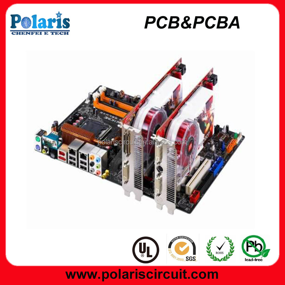 China factory OEM high frequency ups motherboard