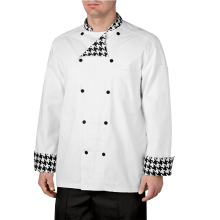 customize chef uniforms long sleeves hotel western restaurant chef uniform