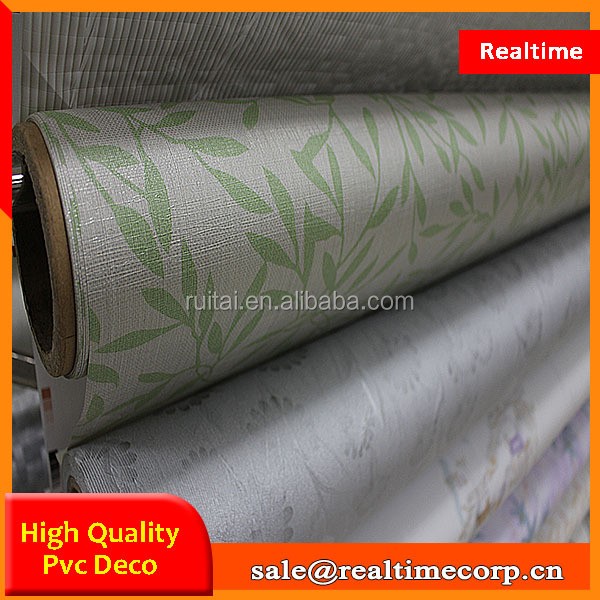 home decorative DIY printed pvc self adhesive foil