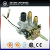 Two Outlets Aluminum Gas Safety Valve