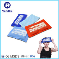 Flexible Microwaveable Gel Hot And Cold Pack soft hot cold pack