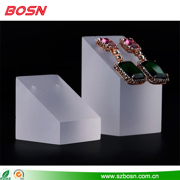 New Sale Acrylic Fashion Jewelry Earrings Display Holder