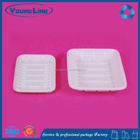 pvc blister sealing /mobile battery blister packaging