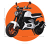 trade assurance hot new most fashionable M6 off road electric motorcycle
