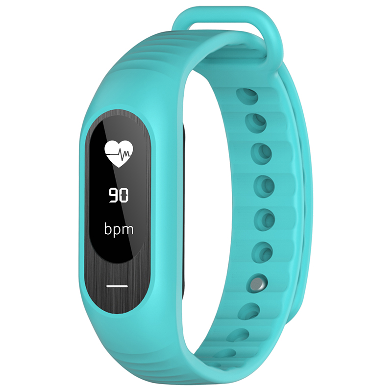 2017 health care oem smart bracelet fitness tracker wristband