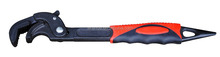 Light Type Ratcheting Pipe Wrench