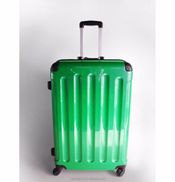 Top Quality PC Aluminium Frame Silent Wheel Trolley TSA Super Light Hard Case Luggage