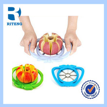 Stainless Steel Fruit Cutter Apple Slicer and Cutter/Apple Cutter/Apple Slicer
