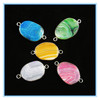2014 Fashion Agate Necklace Druzy Pendant Connector,Druzy Cabochons Wholesale