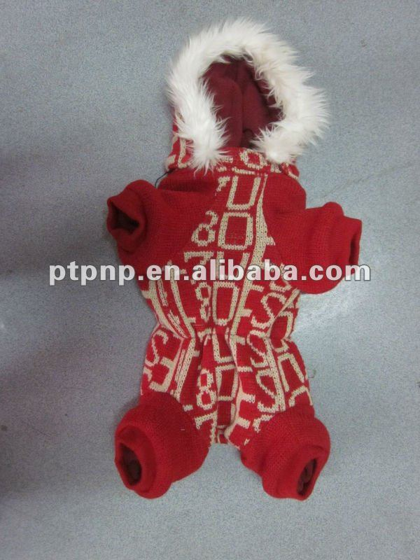 2012 hot selling comfortable pet coat