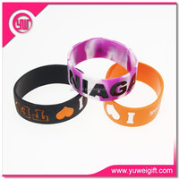 Business gifts china pu rfid bracelet pedometer in bulk cheap silicone wristbands