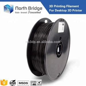 Kexcelled new conductive 1.75mm 3mm 3d printer filament