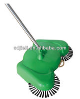Plastic Hand Push Propelled Broom Sweeper