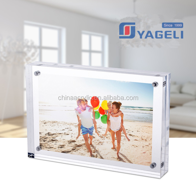New Style Acrylic Photo Frame for Family House Decoration for Promo