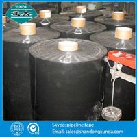 35 milthickness (pe repair tape) wrapping materials for underground pipes with competitive offer