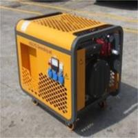 Gas generator set with low cost and high stability