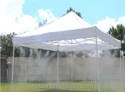 LK1810 DIY Outdoor spray mist system high quality portable misting System mist water cooling system