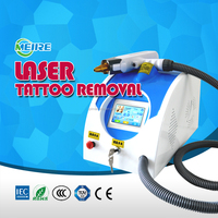 Hot selling Portable machine beauty center use laser tattoo removal machine
