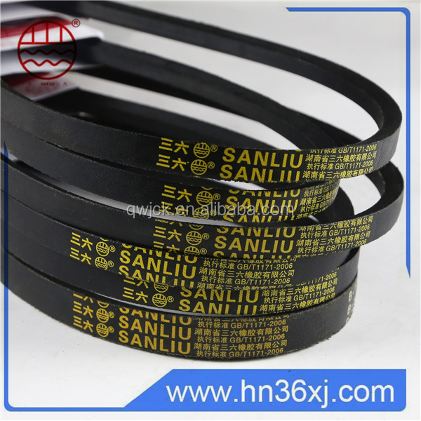 Hot demand sewing machine standard mitsubishi v-belts