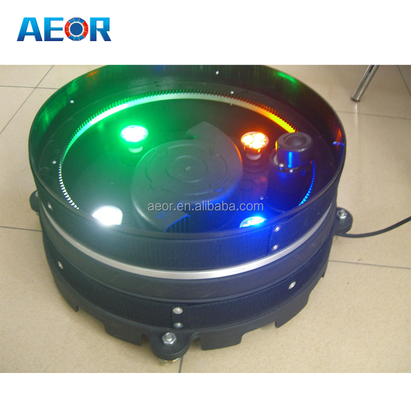 Aeor new design CE/UL blower,infltable hot sale air blower with lamp bulb