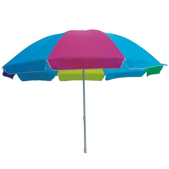"40""*8k outdoor colorful beach sunshade umbrella/outdoor parasol"