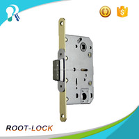 Top quality hidden door magnetic lock handle lock