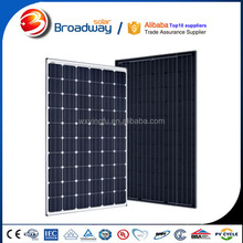 Suntech solar panel 250w 255w 260w solar panel for 22kw solar panel system