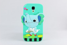 Customized 2016 New Design 3D Silicon case for phone,Mobile Phone Silicone Case,Animal Silicone Phone Case