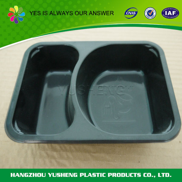 Accept custom order school food tray for kids