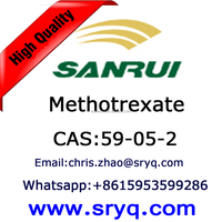 API-Methotrexate, High purity cas 59-05-2 Methotrexate