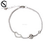 CS Jewelry Handmade Silver Bracelet With