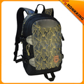 Male Camouflage color Waterproof Sports School Backpack
