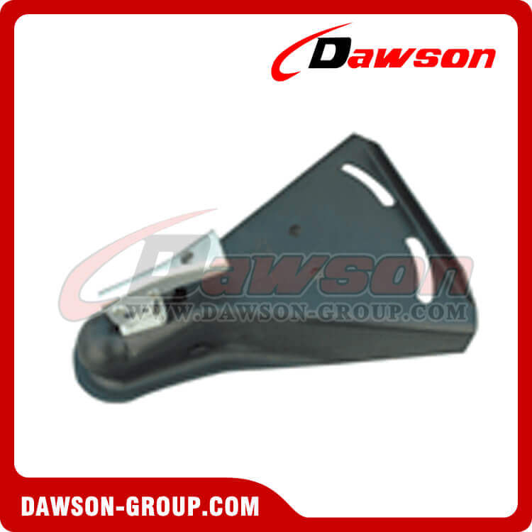Professional A-Frame style couplers used for tow bar