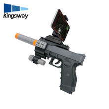 Best Selling bluetooth ABS plastic irtual reality games plastic ar gun
