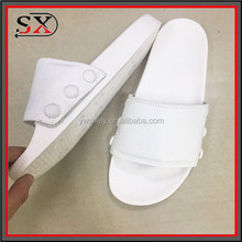 PU leather man slipper women sandal wholesale china product slide sandal