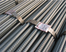 steel rebar, deformed steel bar, iron rods factory price/building rebar made in China