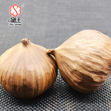 Chinese garlic / black garlic supplier / single solo clove black garlic