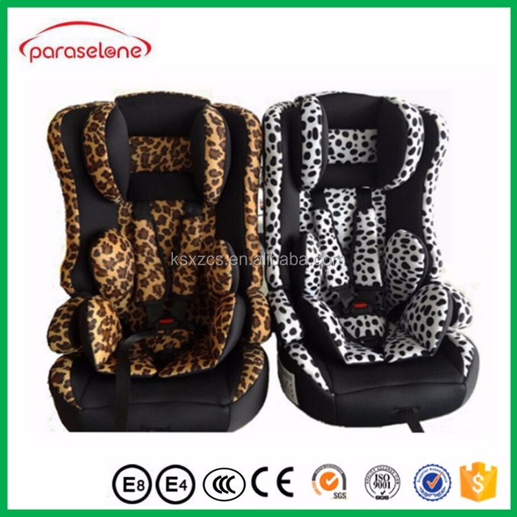 ECE baby car seat lucky baby from 9 month to 12 years