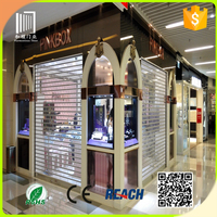 motorized PVC transparent polycarbonate roller shutter door buy direct from china manufacturer