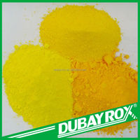 Lead Chrome Pigment Heat Resistance For Road Marking Paint