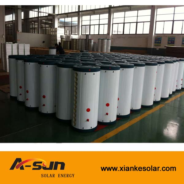 closed system Type and Color plates Housing Material solar water heater