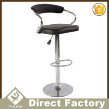 Ice cream color bar chairs metal high end industrial bar stools