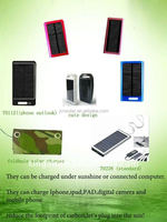 Multi-Purpose Portable Micro USB Solar panel Charger solar battery charger